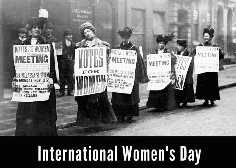POPVOX International Women's Day